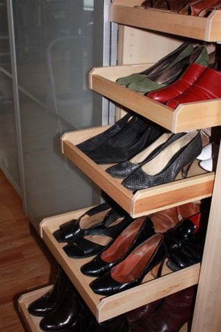 Organization Quest: Sensational Shoe Storage