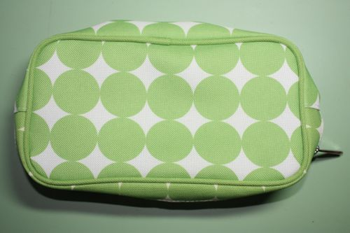 Bag for feminine protection products